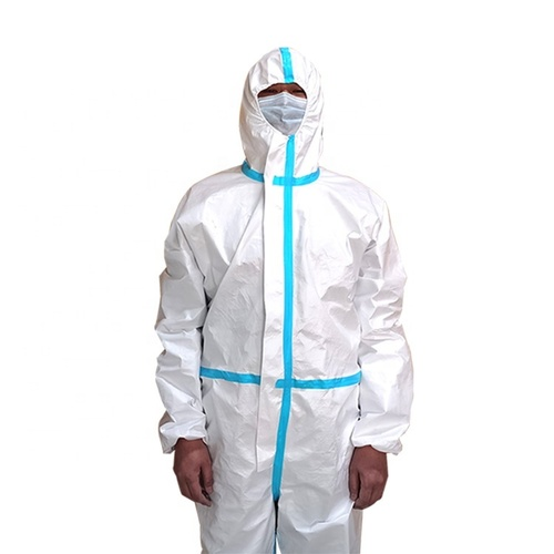 Non Woven Protective Isolation Gown