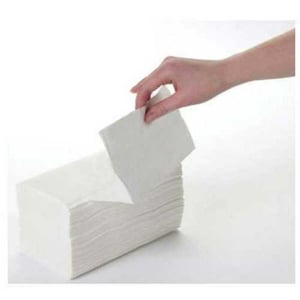 Disposable N Fold White Tissue Paper