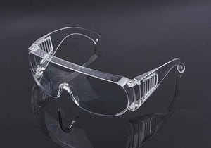 Flawlessly Finished Protective Glasses