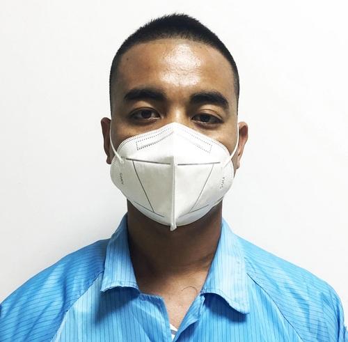 High Quality Kn95 Respirator Face Mask