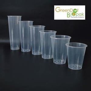 Thermoforming Glasses for Cold and Hot Beverage