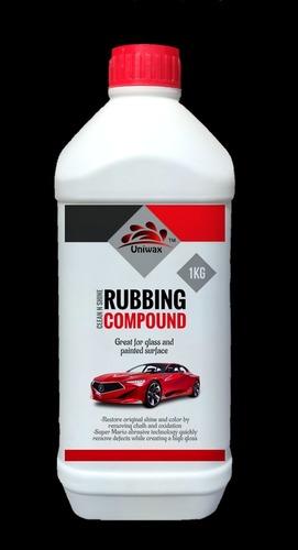 High Grade Car Rubbing Compond