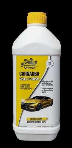 Streak Free Carnauba Wax Polish