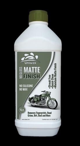 Streak Free Matte Bike Polish