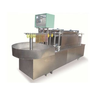 Automatic High Speed Ice Lolly Popsicle Juice Jelly Pop Filling and Packing Machine