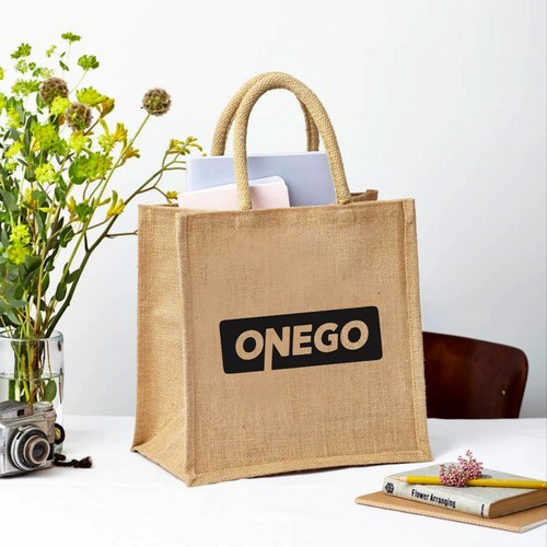 Easy To Carry Jute Bag