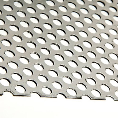Stainless Steel Perforated Sheet Application: Construction