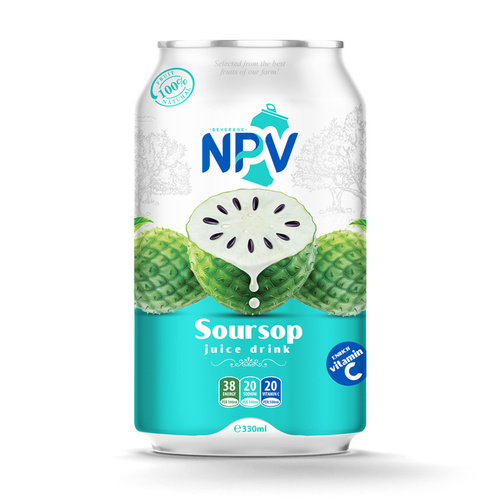 330ML NPV Soursop Juice