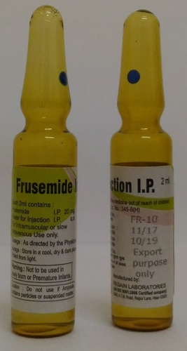 Frusemide Injection 10mg