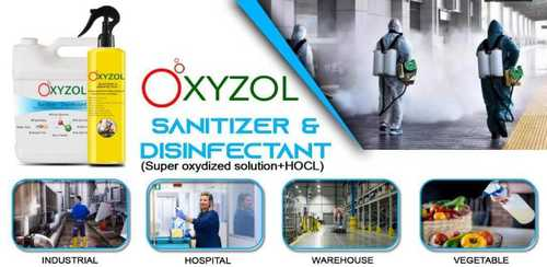 Oxyzol Surface Disinfectant