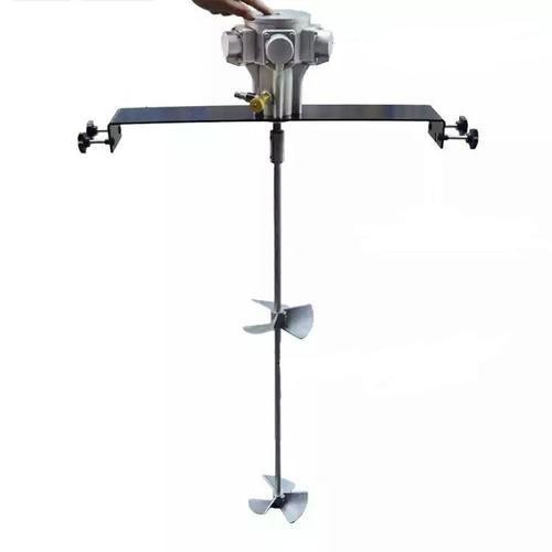 Pneumatic Motorized Stirrer (Model Ti-40)