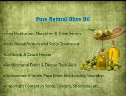 Pure Natural Olive Oil Certifications: Iso  Trade Mark Government Register