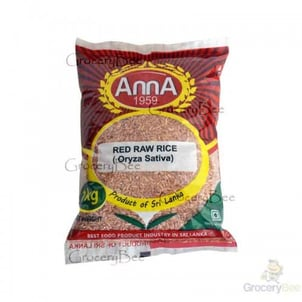 Pure Red Raw Rice