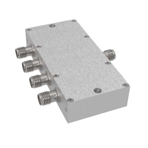 4 To 2 Rf Combiner Application: Microwave Uses