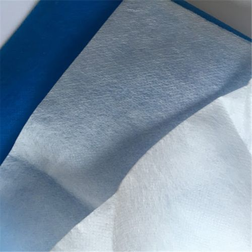 BFE99 Filtering PP Polypropylene Material Melt-blown Nonwoven Fabric