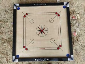 Export Quality Carrom Board