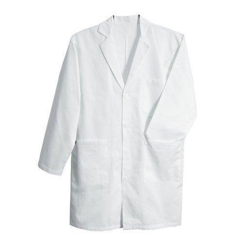 Cotton Full Sleeve White Medical Apron For Hospital
