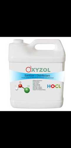 Oxyzol Surface Disinfectant For Fogging Machine