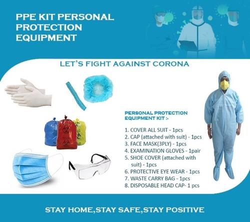 Corona Protective Ppe Kit