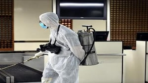 Disinfection And Sanitization Services