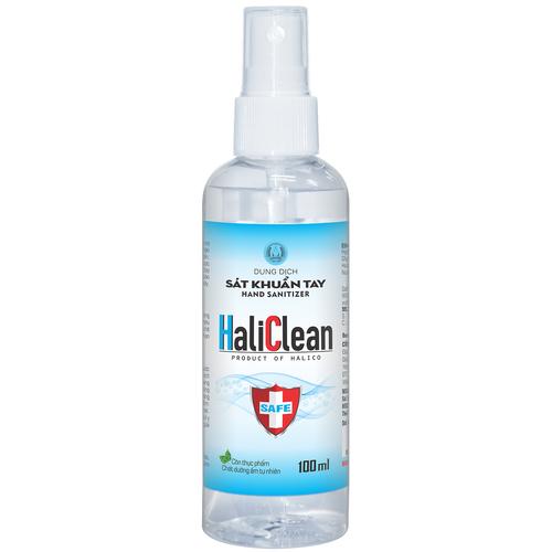 Haliclean Hand Sanitizer - 100ml
