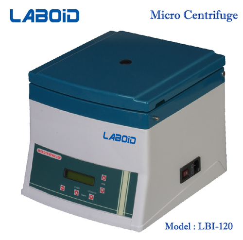 High Speed Laboid Microcentrifuge