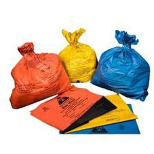 Medical Waste Collection Bags