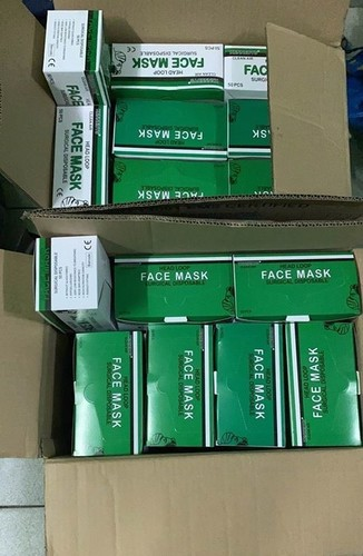 Surgical Medical Disposable Face Mask