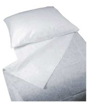 Disposable Bedsheet With Pillow Cover