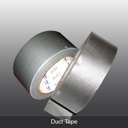 Grey Colour Duct Tape