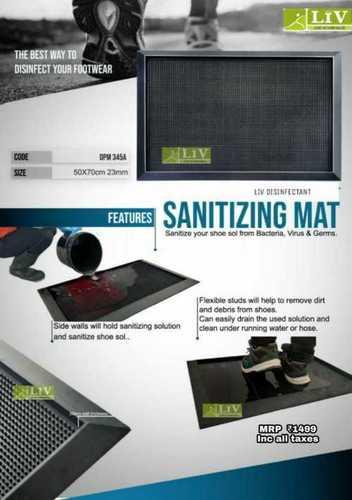 Liv Disinfectant Sanitizing Mat