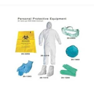 Personal Safety Ppe Kits