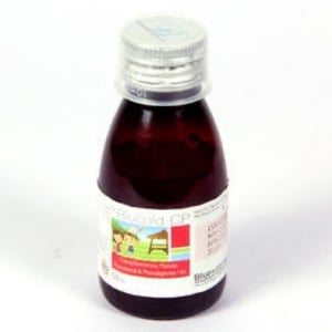 Allopathic Cough Syrup 100ml Bottle