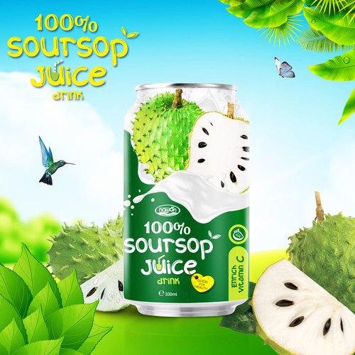 100% Soursop Juice Drink