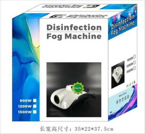 Disinfection Fog Machine