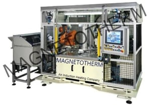 Heavy Duty Induction and Hardening System