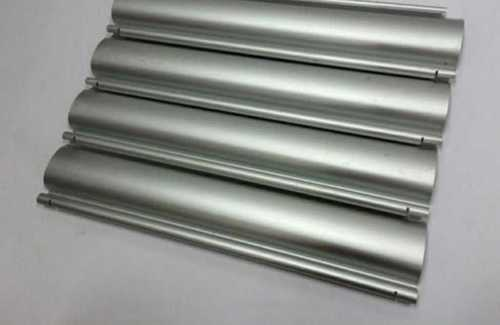 Silver High Strength Rolling Shutter Strip