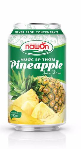 Pineapple Juice Drink Enrich Vitamin C 330ml