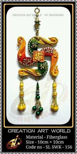 Customise Swastik Shubh Labh Wall Hanging