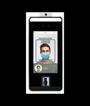TM900 ESSL Face and Palm Verification And Body Temperature Detection System