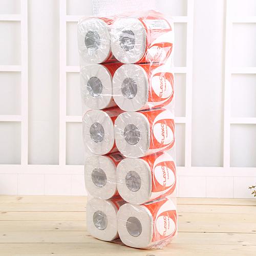 Bathroom Using Paper Tissue