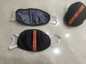 Heavy Durable 4 Ply Face Mask