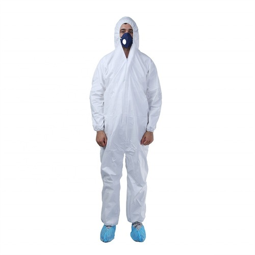 Anti-virus Sterile Disposable Safety Suit Protective