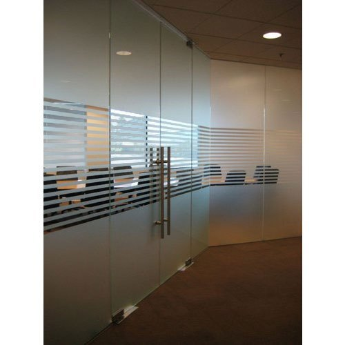 Finely Finished Frosted Glass Film