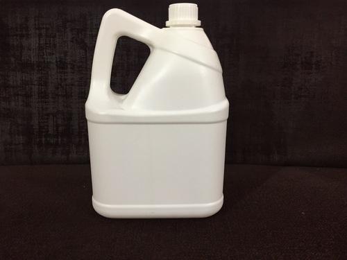 White Plastic Can 5 Ltr at Best Price in Hubli, Karnataka   Sun Enterprises  Polymer