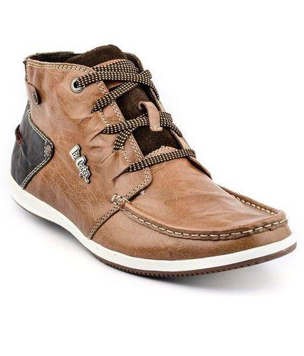 Summer Lee Cooper Leather Shoes For Men