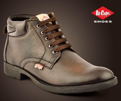 Winter Lee Cooper Leather Shoes For Men