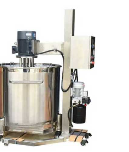 Semi Automatic Sanitizer Making Plant