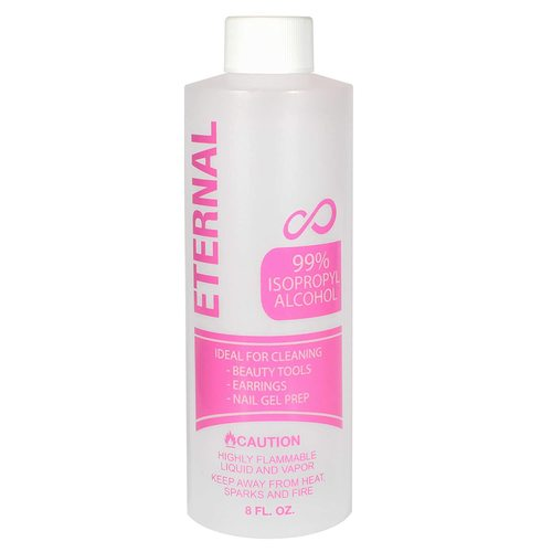 Eternal 99% Isopropyl Alcohol For Beauty Tools And Earrings
