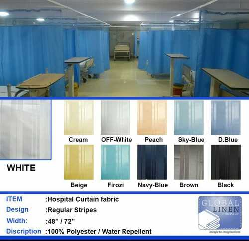 Hospital Curtain Fabric